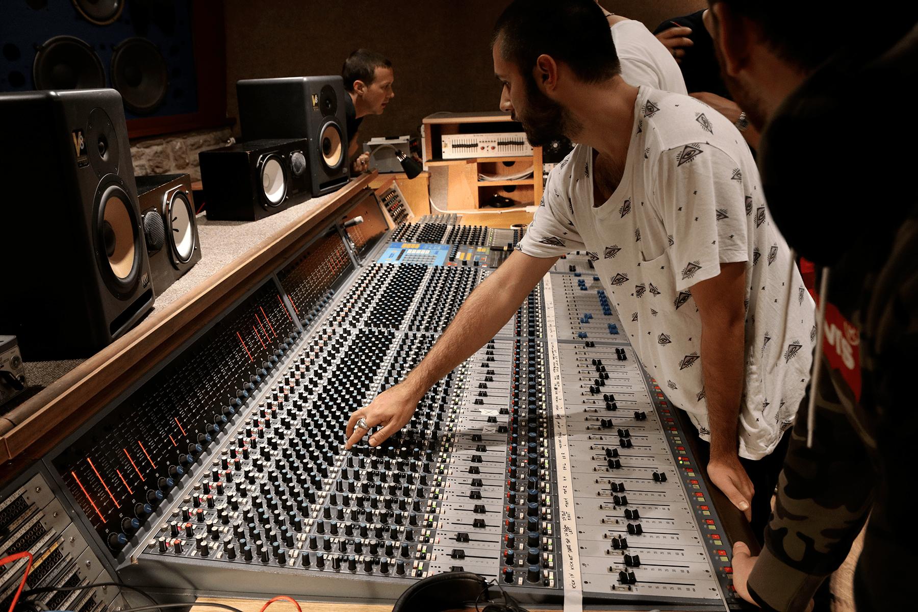 Rockfield Studios 2