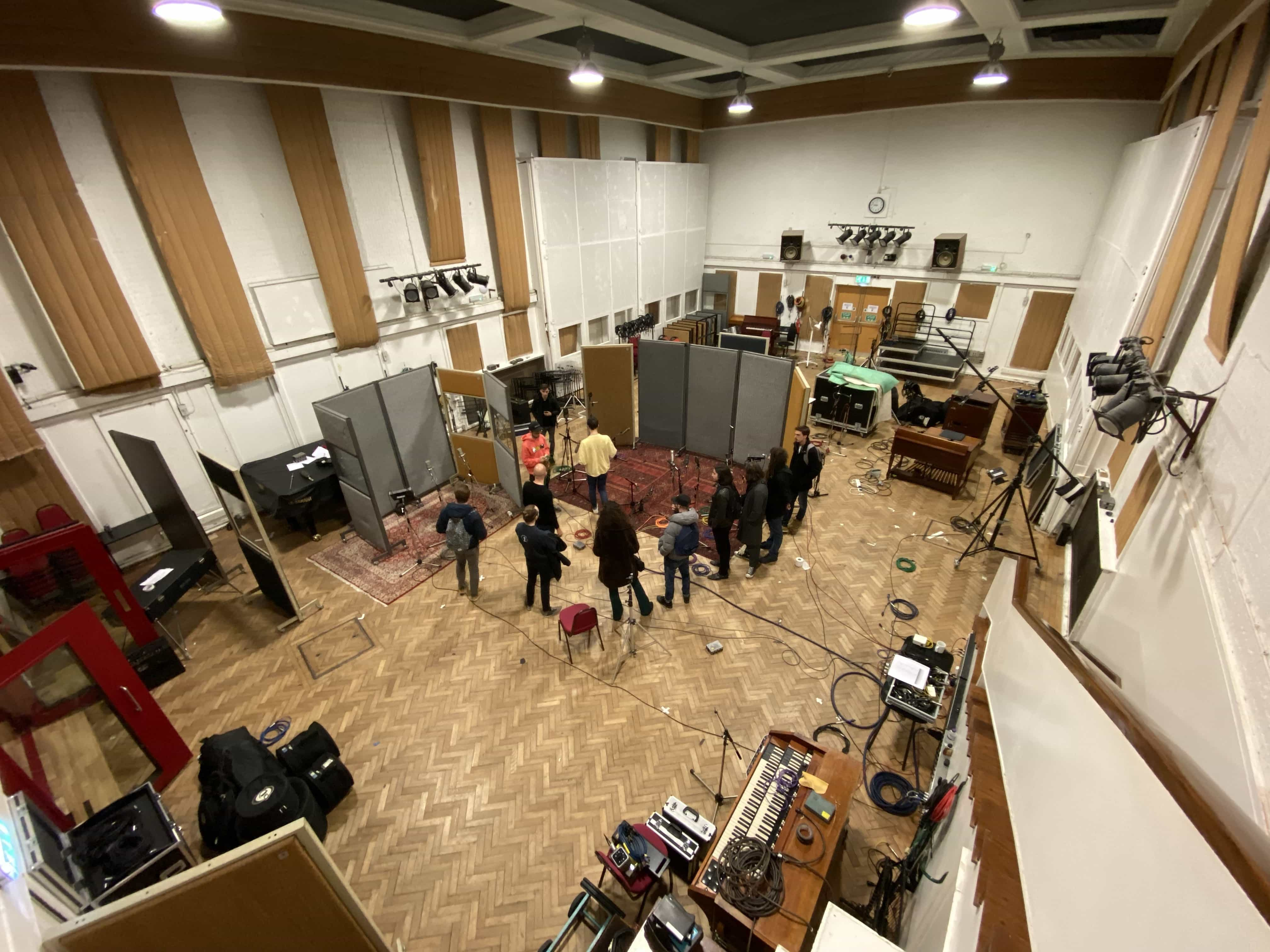 Hans-Martin Buff Studio 2