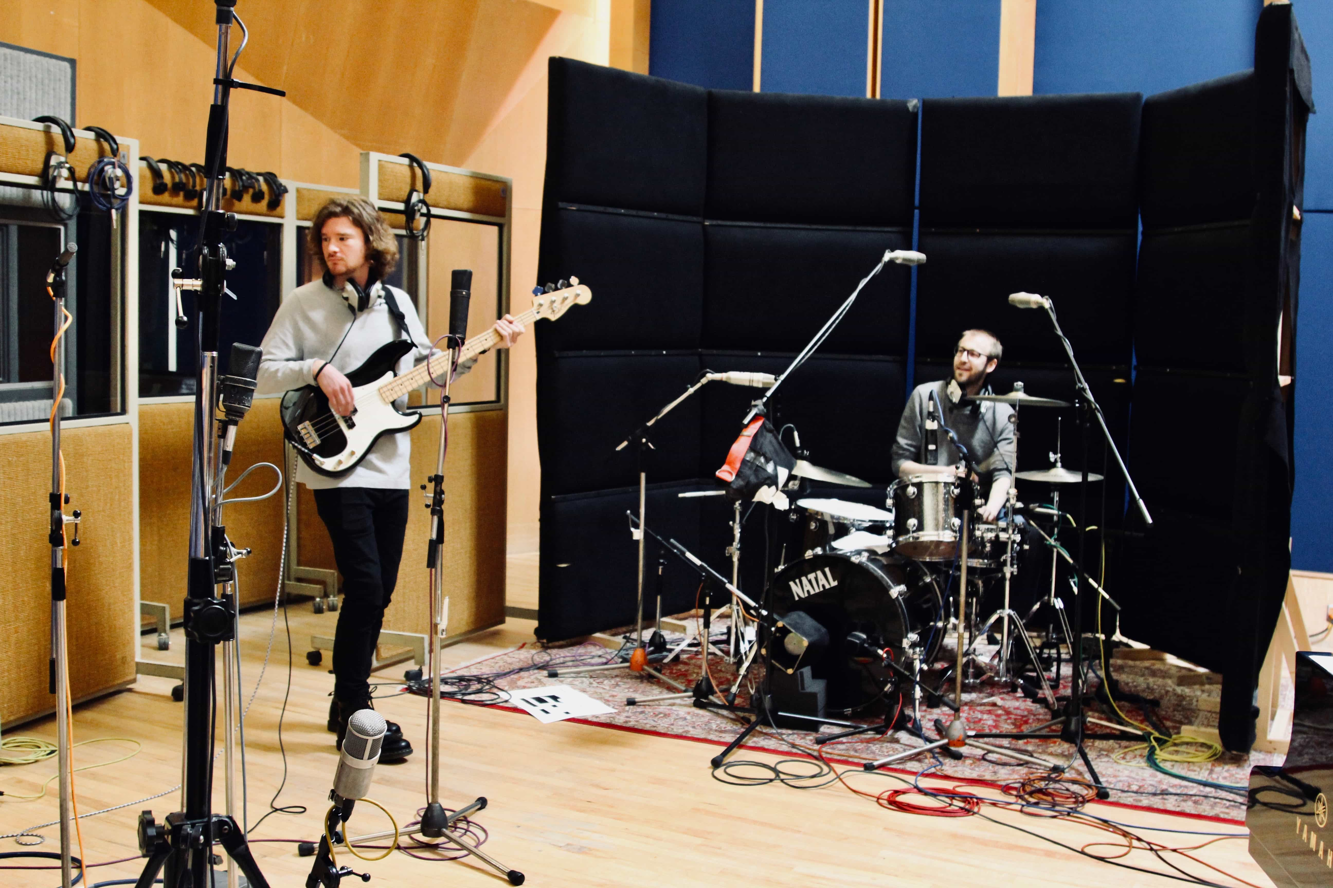Studio Three Live Room