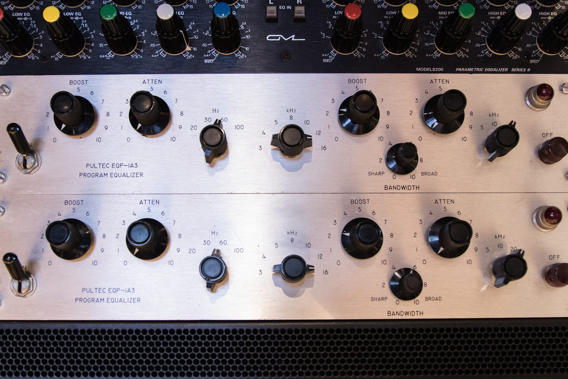 The Pultec EQ explained