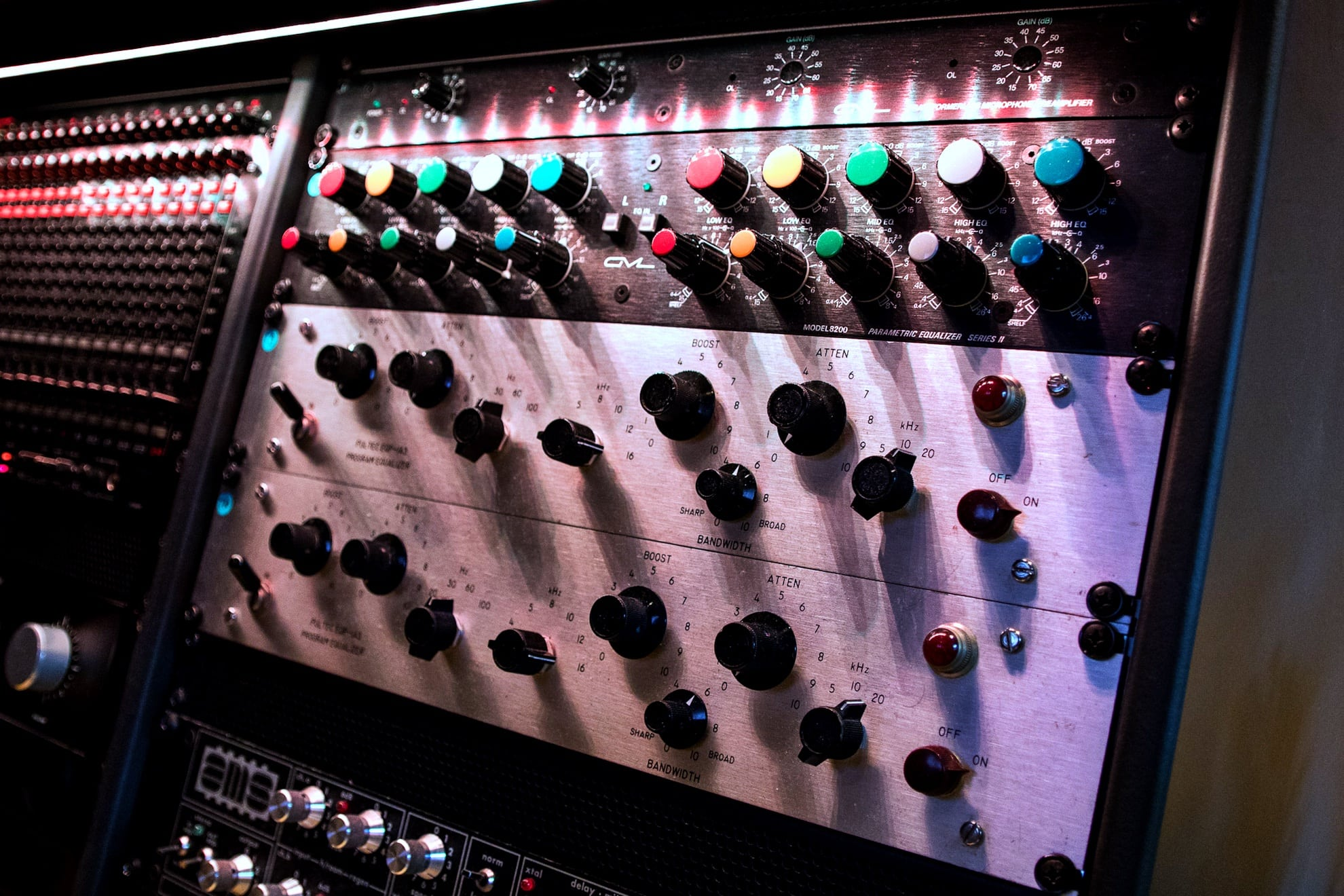 Demystify the Pultec EQ at Abbey Road Institute