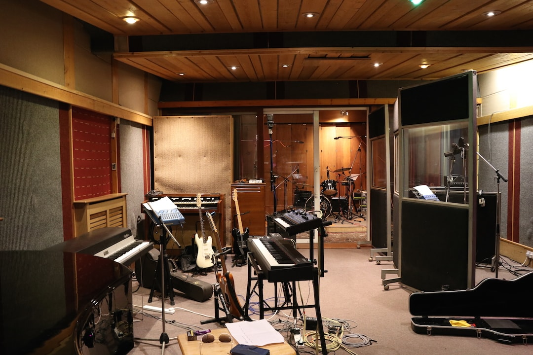 Queen recorded in this liveroom