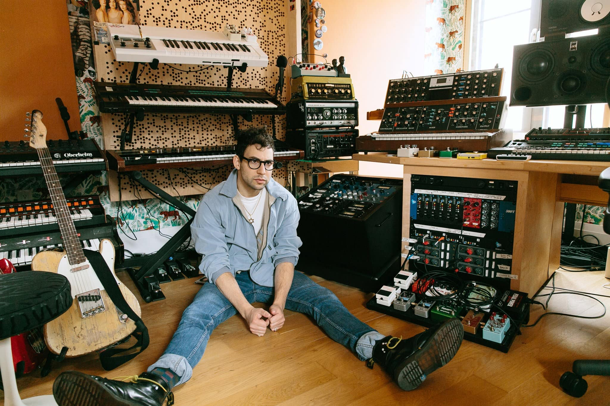 Jack Antonoff studio