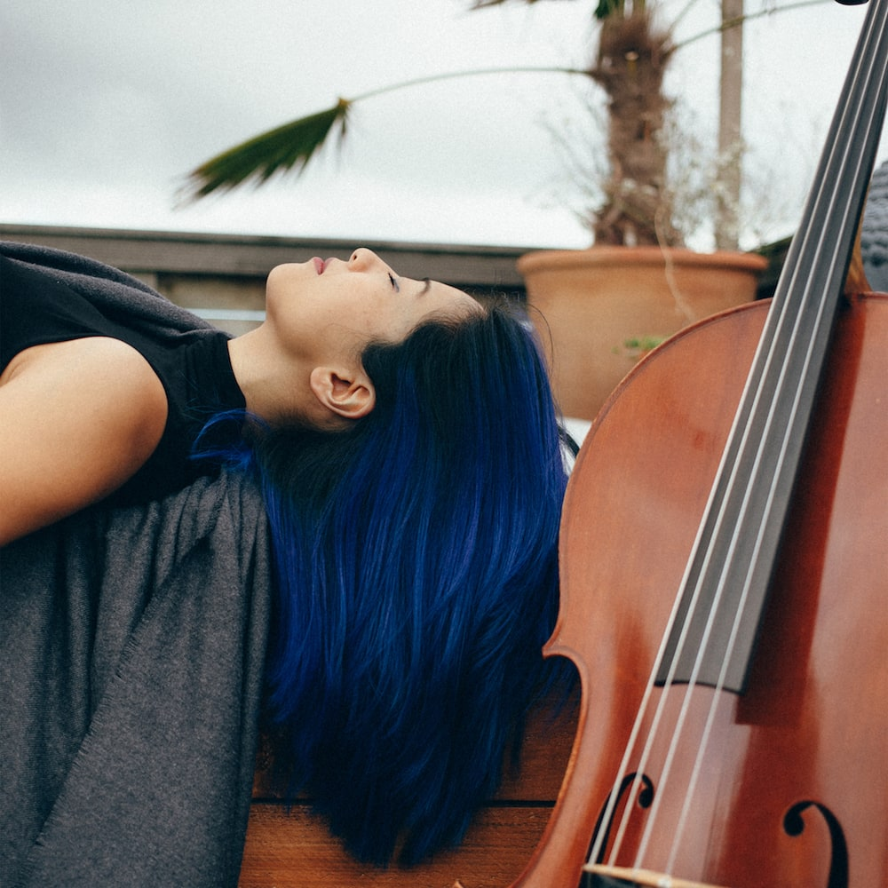 Cello music for meditation by The Wong Janice