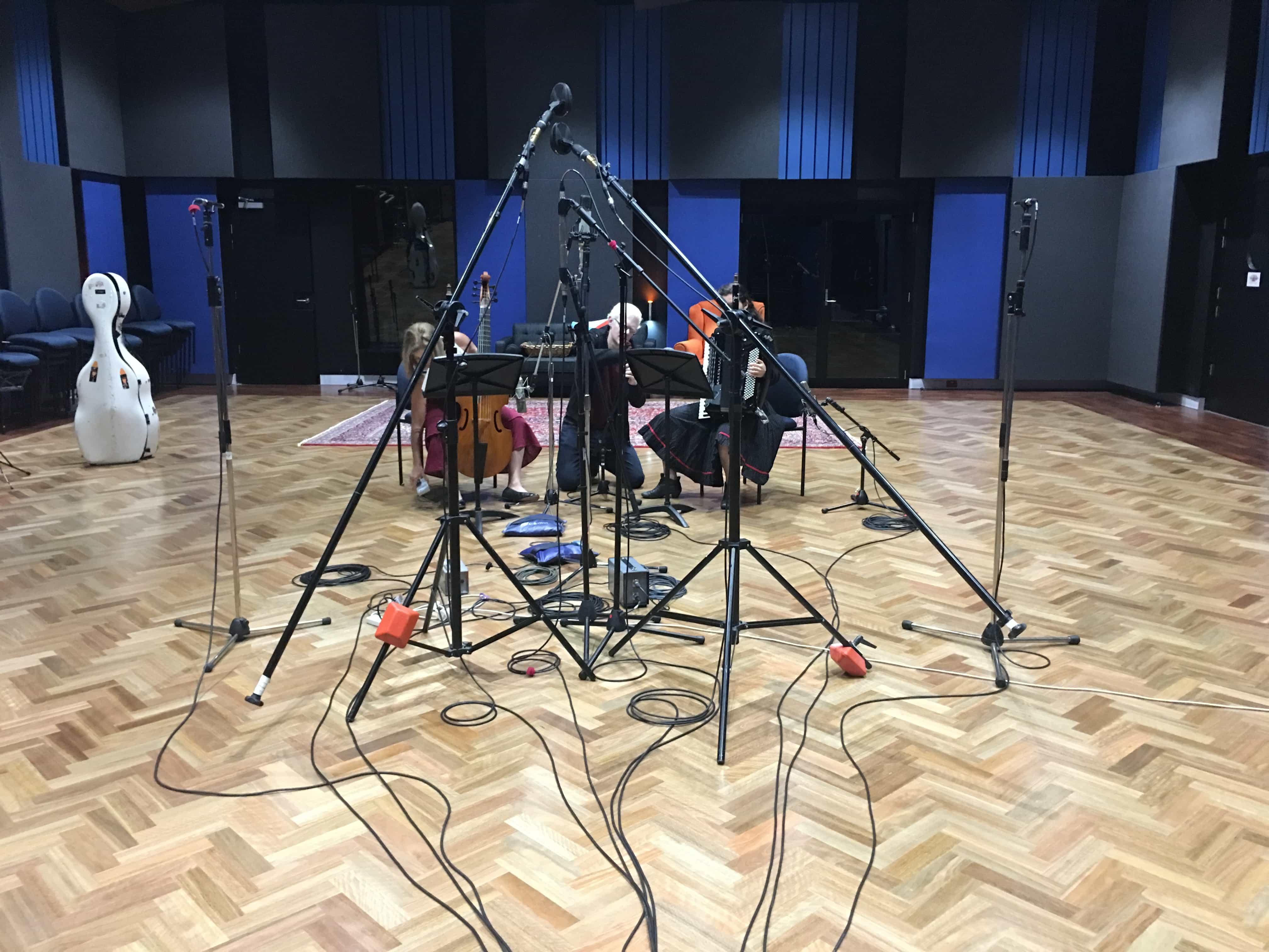 recording studio strings