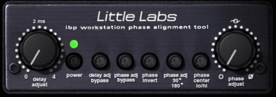 UAD Little Labs IBP